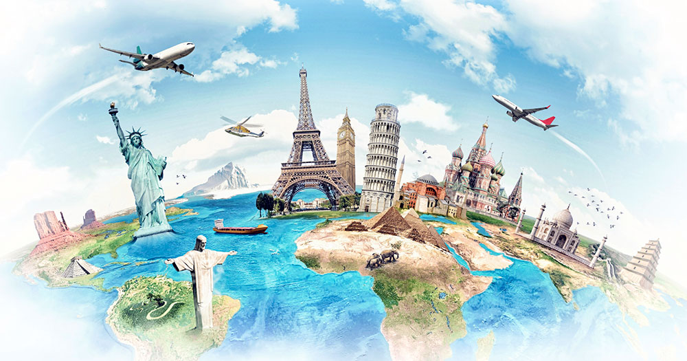 International travel and business